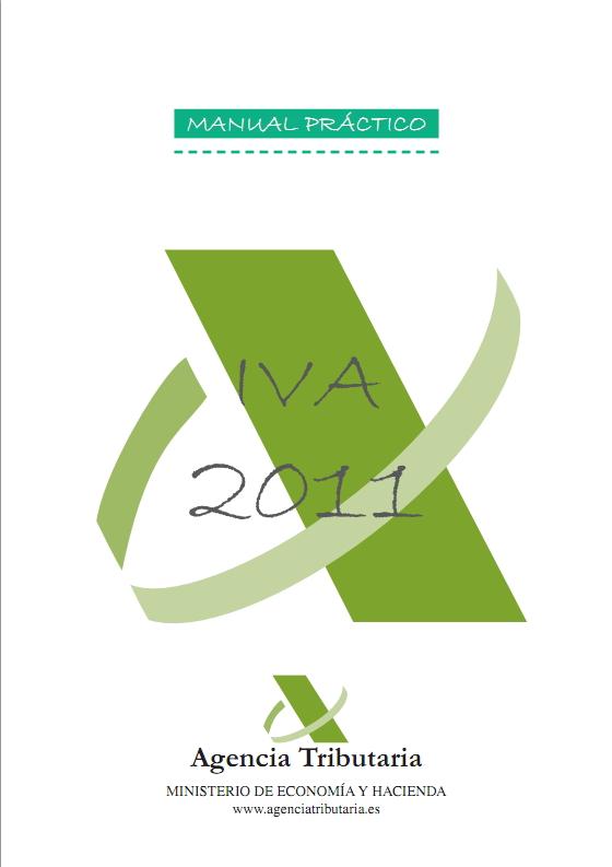 Manual IVA 2011 (imagen)