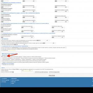 Cómo presentar el modelo 111 telemáticamente importando el fichero en la AEAT