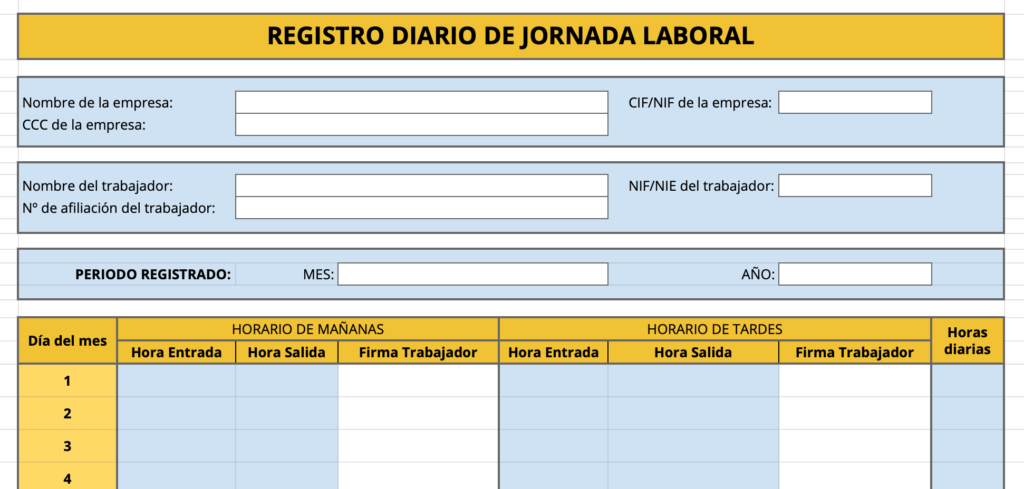 modelo de descargo laboral doc