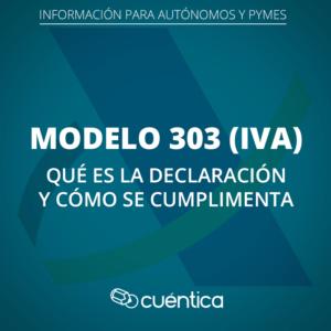 Modelo 303 de IVA