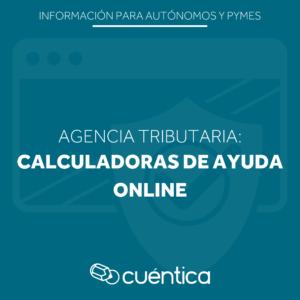 Guía sobre las calculadoras de ayuda online