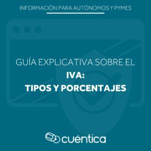 IVA: Tipos y porcentajes