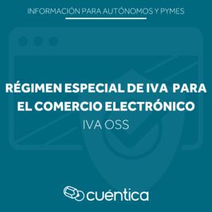 IVA OSS - Comercio electrónico