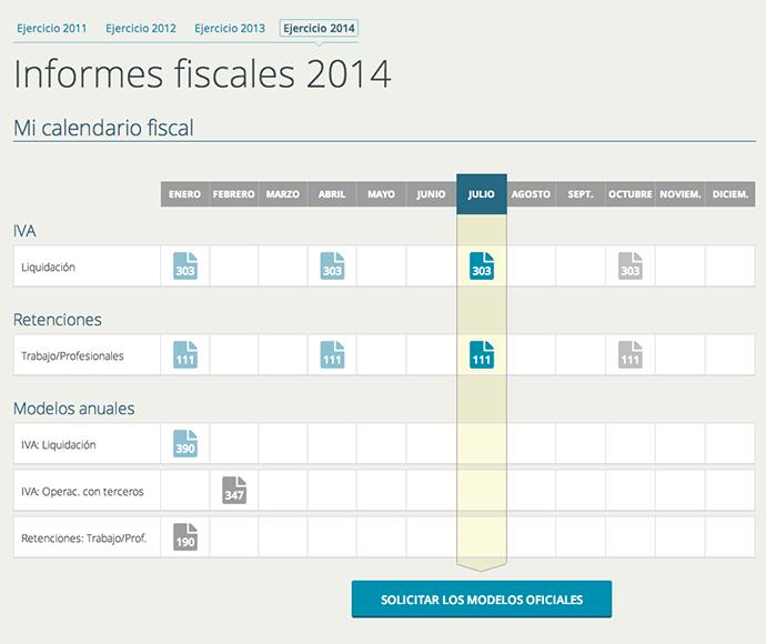 Captura de la nueva pantalla de Informes en Cuéntica