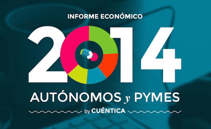 Teaser el Informe Económico 2014 de Cuéntica